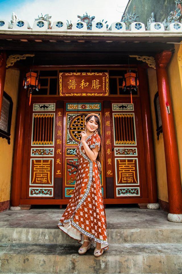 Nữ sinh trường Y đăng ảnh du lịch xinh như công chúa, hút nghìn like - 8