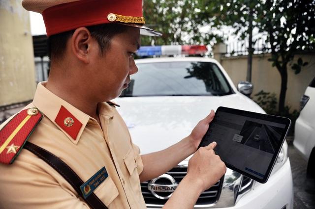 """110 """"mắt thần"""" giám sát giao thông trên cao tốc Nội Bài - Lào Cai - 2"""