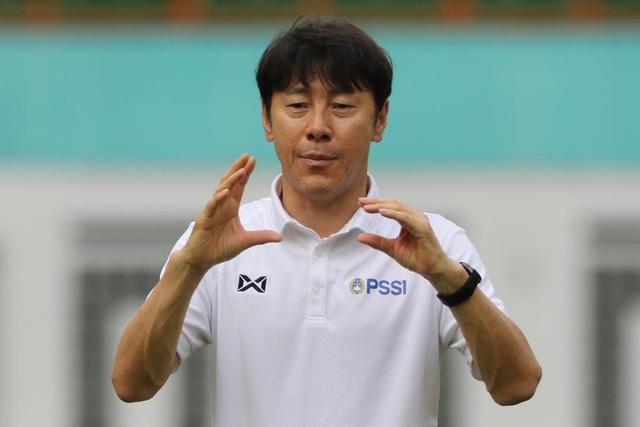 Indonesia xác định tương lai của HLV Shin Tae Yong - 1
