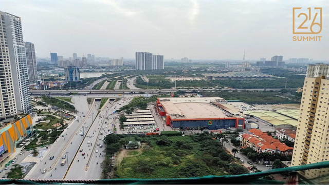 Summit Building: Tầm nhìn Panorama triệu đô ở Hà Nội - 1