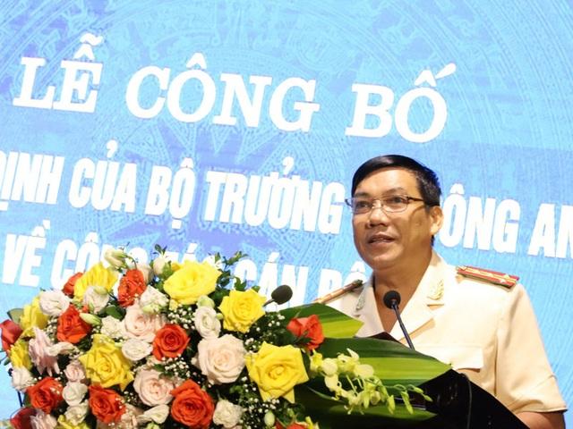 Đại tá Lê Khắc Thuyết  được bổ nhiệm tân Giám đốc Công an Hà Tĩnh - Ảnh minh hoạ 2