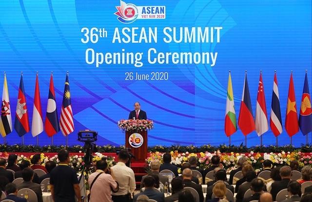 Báo chí quốc tế đưa tin đậm nét về Hội nghị Cấp cao ASEAN 36 - 1