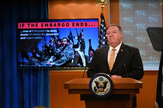 Vận chuyển dầu cho Venezuela, 5 thuyền trưởng Iran bị Mỹ trừng phạt - 1