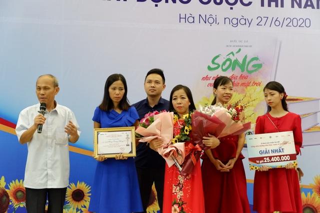 Bài thơ nghìn like đạt giải nhất cuộc thi viết về bệnh nhân ung thư - 9