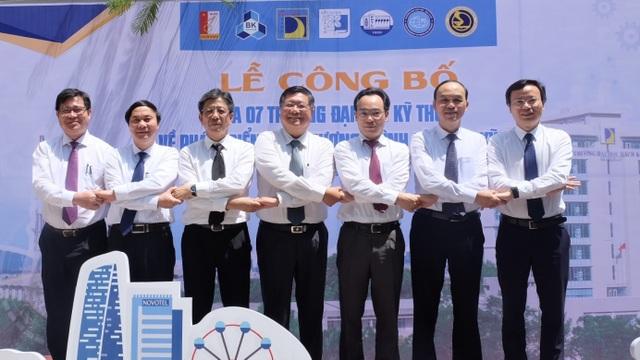 Nhóm 7 trường đại học Kỹ thuật công bố chung chương trình đào tạo Kỹ sư - 1