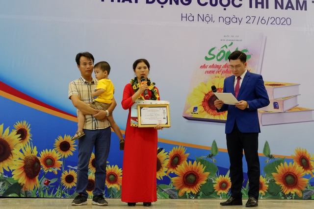 Bài thơ nghìn like đạt giải nhất cuộc thi viết về bệnh nhân ung thư - 7
