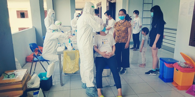 345 công dân trở về từ Nhật Bản âm tính với SARS-CoV-2 - 1