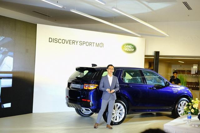 Jaguar XE 2020 và Land Rover Discovery Sport 2020 chốt giá từ 2,61 tỷ đồng - 9