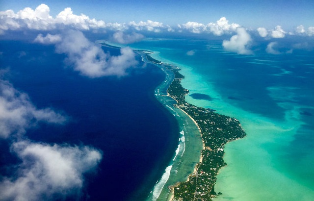 Lộ tham vọng của Trung Quốc từ động thái lạ ở quốc đảo Thái Bình Dương - 1
