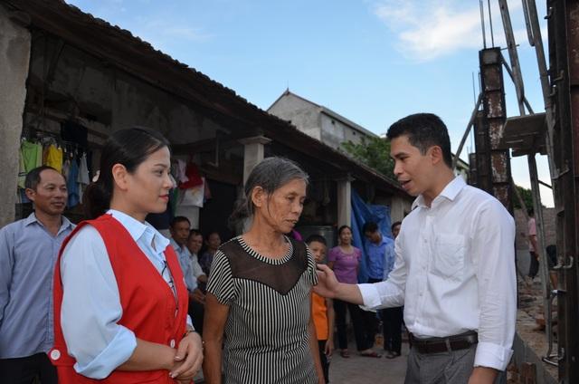 Hơn 2 tỉ đồng của bạn đọc giúp đỡ 2 hoàn cảnh khó khăn tại Bắc Giang - 3