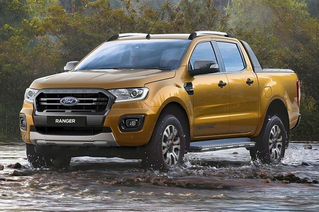 Xe bán chạy nhất tháng 3: Ford Ranger lên ngôi, ô tô gầm cao hút khách - 1