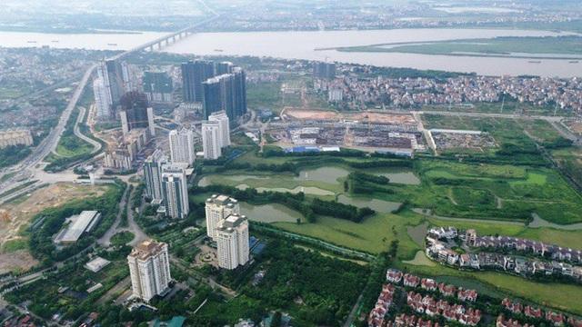 Chuyện lạ ở Hà Nội: Một tòa chung cư, hai quận quản lý - 1