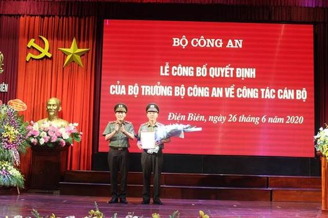 Nghệ An, Điện Biên có tân Giám đốc Công an tỉnh - 5
