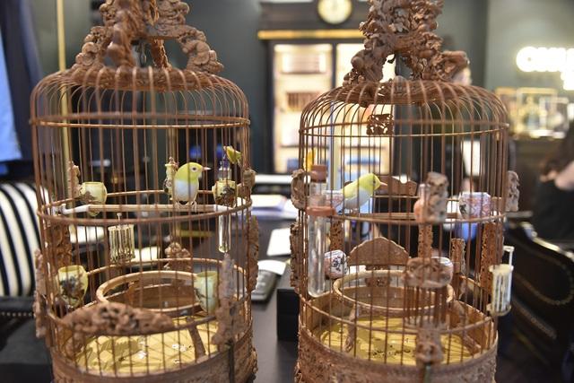 Cận cảnh bộ sưu tập lồng chim đắt đỏ giá 10 tỷ đồng của đại gia Việt - 5