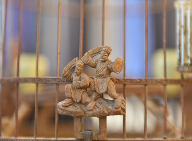 Cận cảnh bộ sưu tập lồng chim đắt đỏ giá 10 tỷ đồng của đại gia Việt - 13