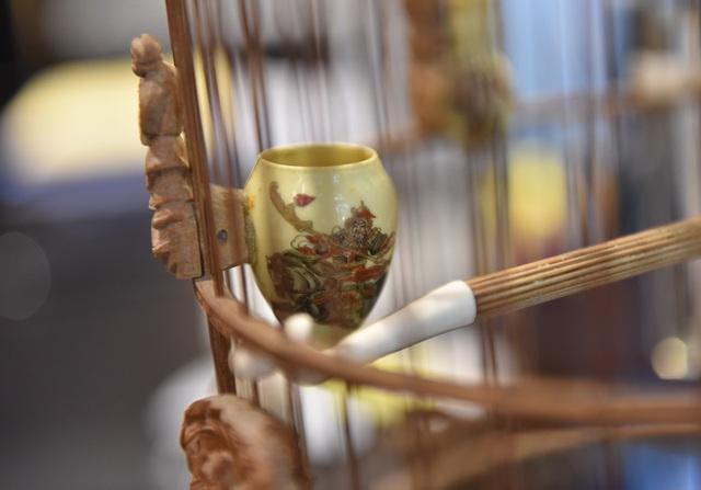 Cận cảnh bộ sưu tập lồng chim đắt đỏ giá 10 tỷ đồng của đại gia Việt - 8