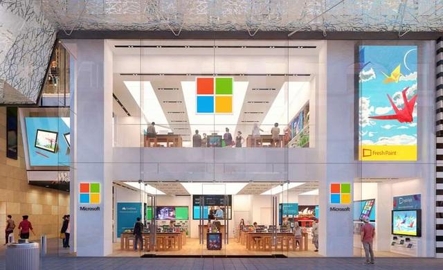 Microsoft đóng cửa vĩnh viễn cửa hàng bán lẻ - 1