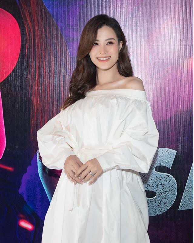 Diễn viên Minh Hằng làm phim về nghề báo - 7