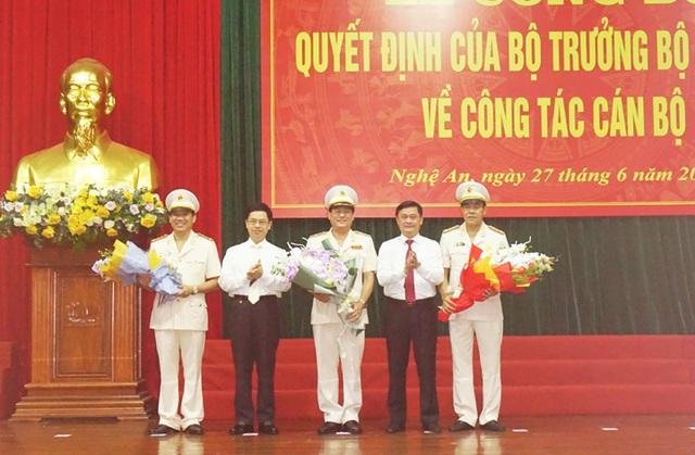 Nghệ An, Điện Biên có tân Giám đốc Công an tỉnh - 3