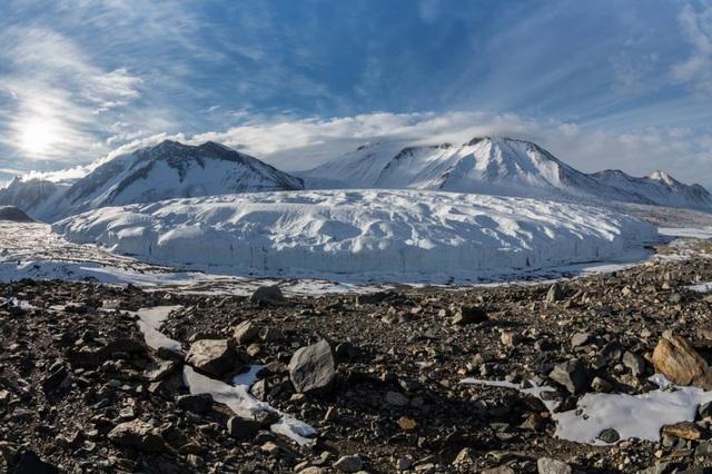 Nơi khô nhất không có mưa suốt hàng triệu năm, môi trường giống với sao Hỏa - 4