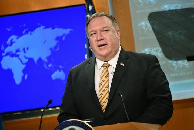 """Thách thức yêu sách ở Biển Đông, Mỹ """"giáng đòn ngoại giao"""" vào Trung Quốc - 1"""