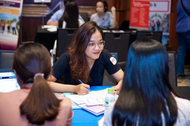 Học bổng đến 100%  cơ hội việc làm, định cư Anh, Úc, Canada tại triển lãm du học Study World - 4