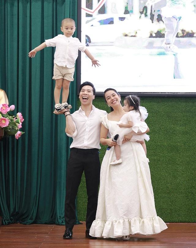 Hạnh phúc hiện tại của gia đình Cường Đôla, Trấn Thành, Quốc Nghiệp - 2