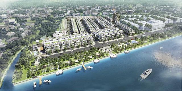 Tận hưởng cuộc sống xanh và an tại khu nhà phố Compound The Pearl Riverside - 1