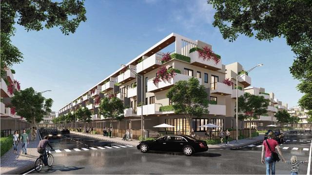 Tận hưởng cuộc sống xanh và an tại khu nhà phố Compound The Pearl Riverside - 3