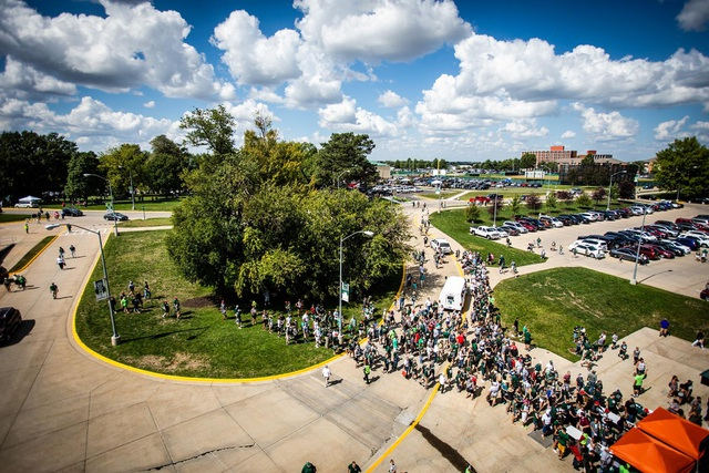 Tận hưởng môi trường thân thiện với chi phí phải chăng tại Đại học Northwest Missouri - 1