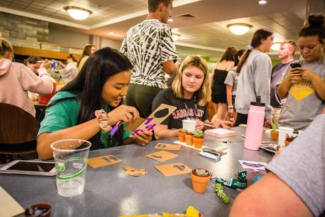 Tận hưởng môi trường thân thiện với chi phí phải chăng tại Đại học Northwest Missouri - 3