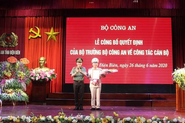 Nghệ An, Điện Biên có tân Giám đốc Công an tỉnh - 4