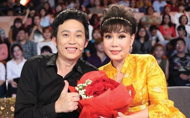 Việt Hương chia sẻ vì sao không còn xuất hiện cùng Hoài Linh trong gameshow - 3