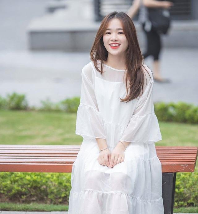 Chỉ 1m52, nữ sinh Bắc Ninh vẫn hút hồn dân mạng vì diện áo dài quá đẹp - 5