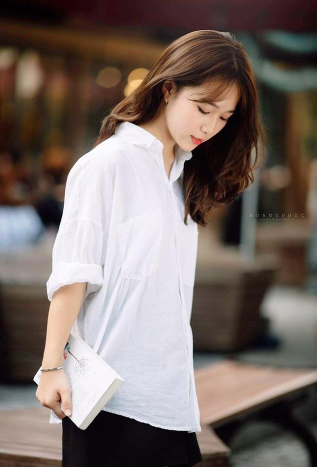 Chỉ 1m52, nữ sinh Bắc Ninh vẫn hút hồn dân mạng vì diện áo dài quá đẹp - 7
