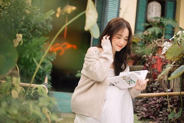 Chỉ 1m52, nữ sinh Bắc Ninh vẫn hút hồn dân mạng vì diện áo dài quá đẹp - 8