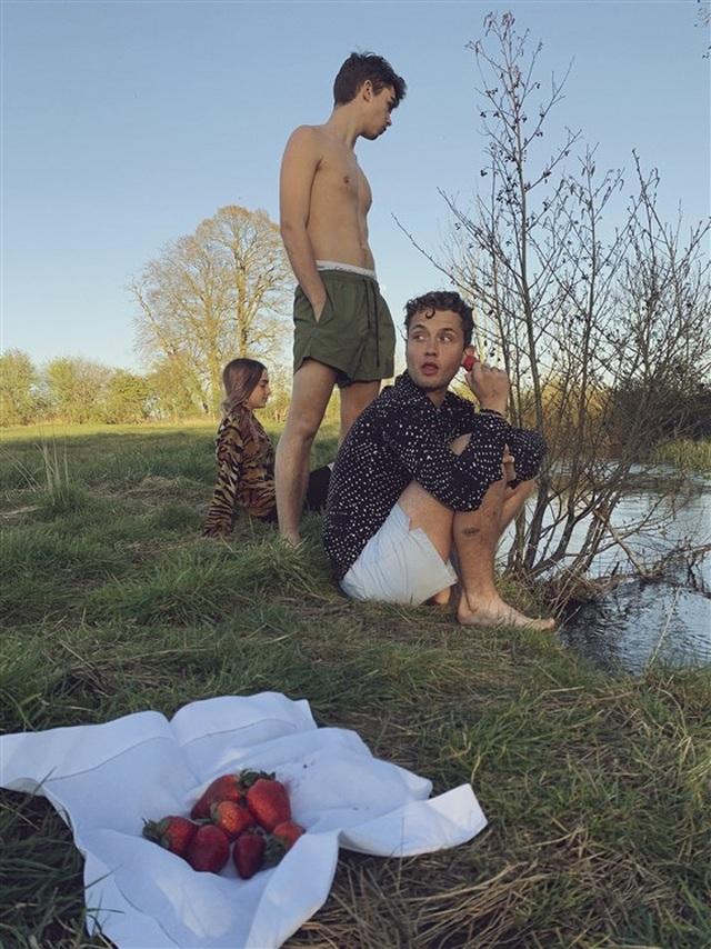 Vẻ đẹp trai khỏe khoắn của con trai tài tử Jude Law - 3