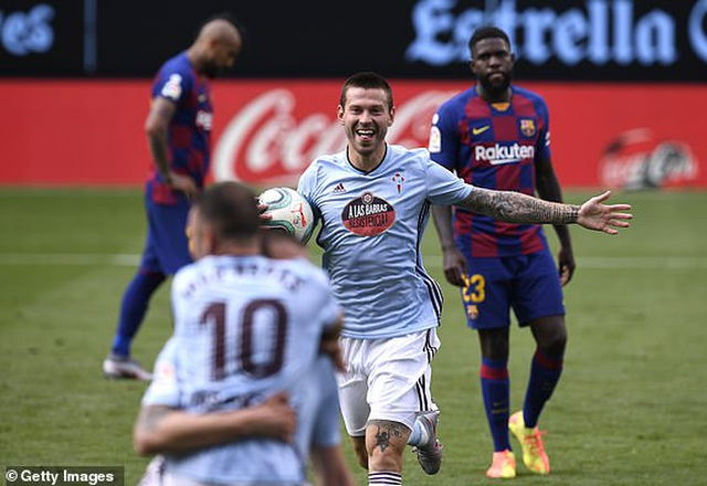 Messi và Suarez tỏa sáng, Barcelona vẫn hòa thất vọng Celta Vigo - 4