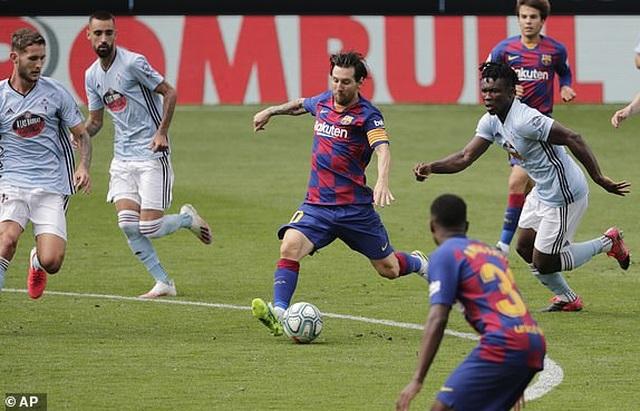 Messi và Suarez tỏa sáng, Barcelona vẫn hòa thất vọng Celta Vigo - 2