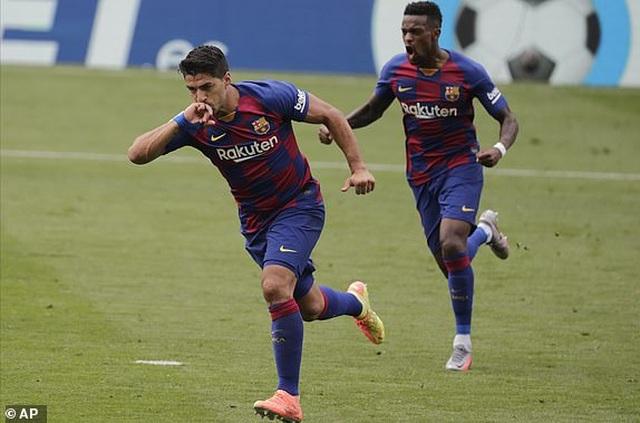 Messi và Suarez tỏa sáng, Barcelona vẫn hòa thất vọng Celta Vigo - 7