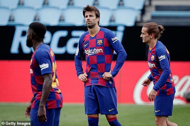 Messi và Suarez tỏa sáng, Barcelona vẫn hòa thất vọng Celta Vigo - 11
