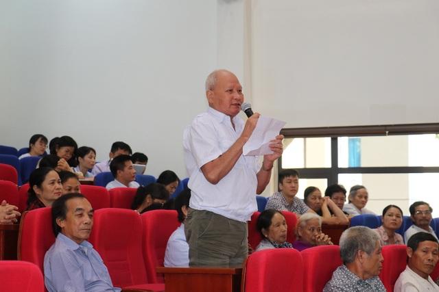 Trưởng Ban Tổ chức Trung ương tiếp xúc cử tri tại TP Uông Bí - 3