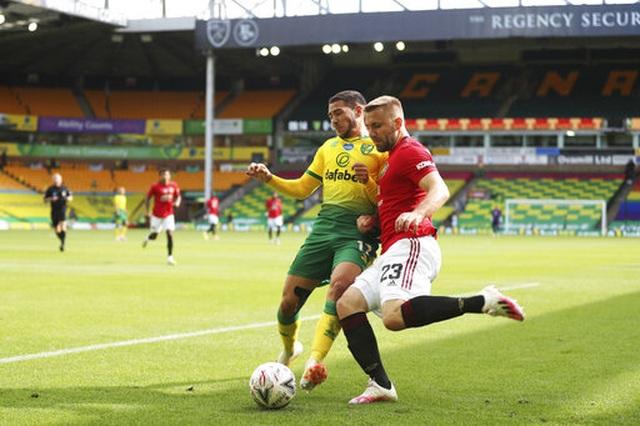 Maguire ghi bàn quyết định, Man Utd nhọc nhằn vào bán kết FA Cup - 7