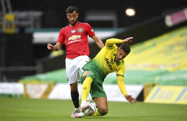 Maguire ghi bàn quyết định, Man Utd nhọc nhằn vào bán kết FA Cup - 9