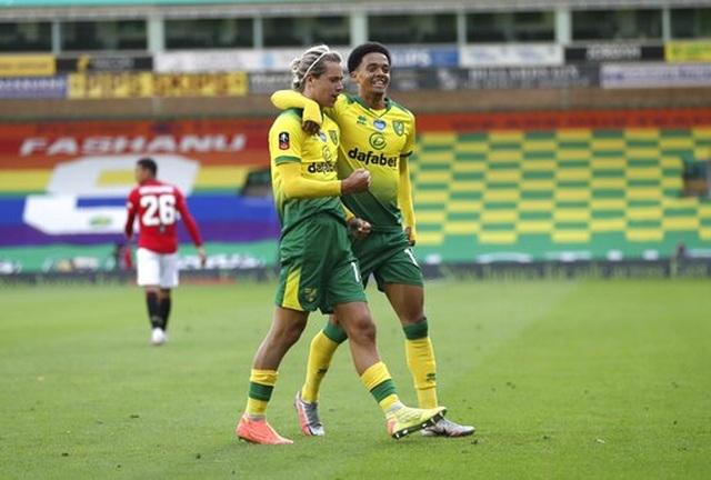 Maguire ghi bàn quyết định, Man Utd nhọc nhằn vào bán kết FA Cup - 8