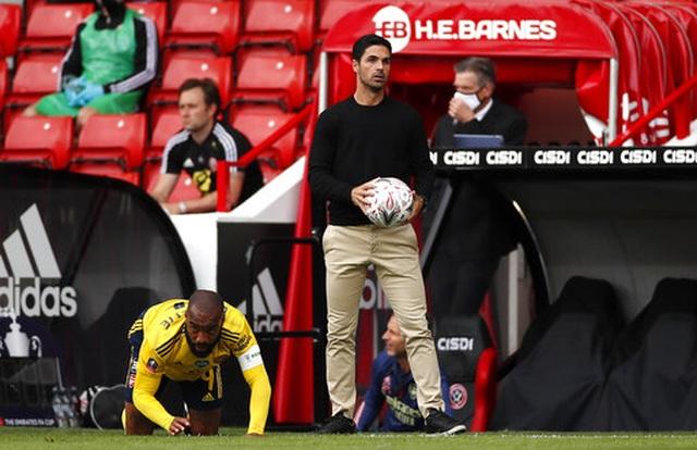 Ceballos ghi bàn thắng muộn, Arsenal vào bán kết FA Cup - 8
