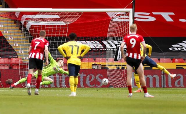 Ceballos ghi bàn thắng muộn, Arsenal vào bán kết FA Cup - 10