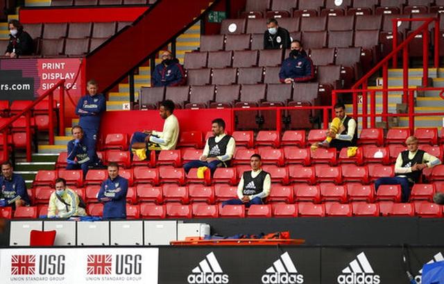Ceballos ghi bàn thắng muộn, Arsenal vào bán kết FA Cup - 7