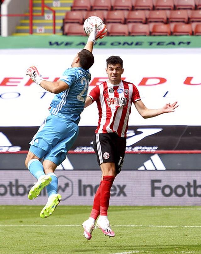 Ceballos ghi bàn thắng muộn, Arsenal vào bán kết FA Cup - 5