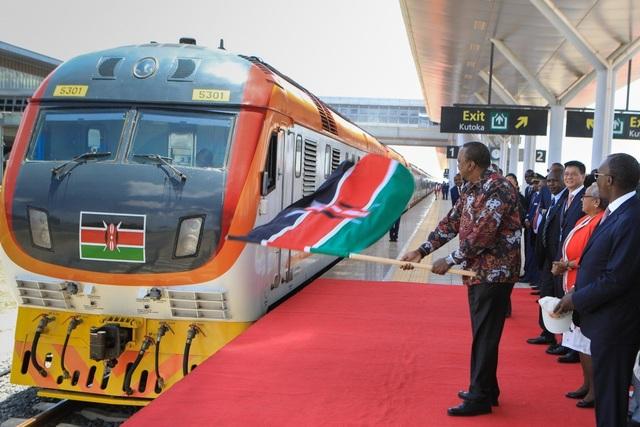 """Châu Phi bớt hứng thú với """"Vành đai, con đường"""" của Trung Quốc - 1"""